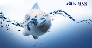 Water softener saves you money!