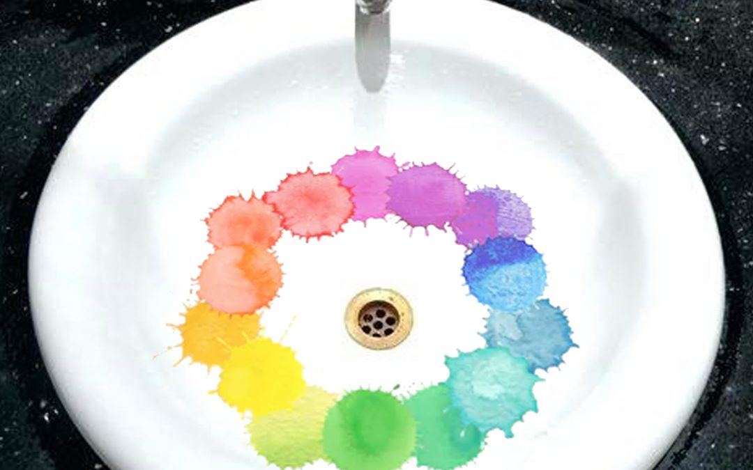 The Water Color Wheel